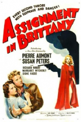 Assignment in Brittany 1943 DVD - Jean-Pierre Aumont / Susan Peters